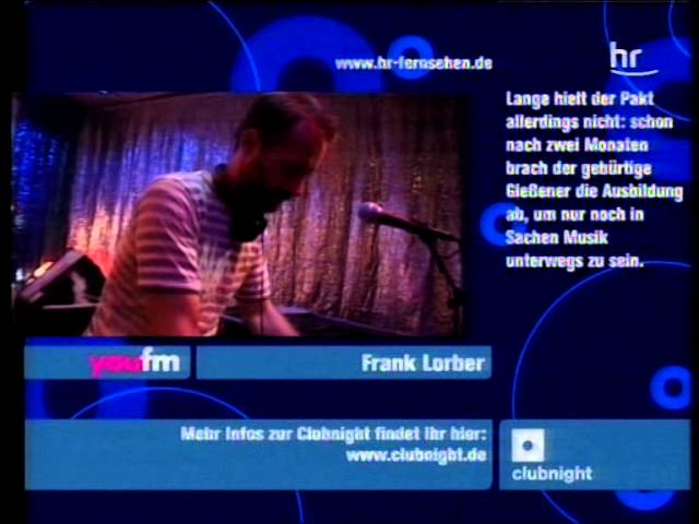 Frank Lorber Youfm Clubnight 23.07.2005