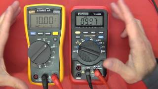 Multimeter Review - buyers guide: Part 1 - TekPower TP4000ZC / Digitek DT-4000ZC with data logging