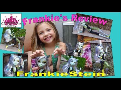 monster-high-|-frankie's-reviews---freaky-fusion-frankiestein---creative-princess