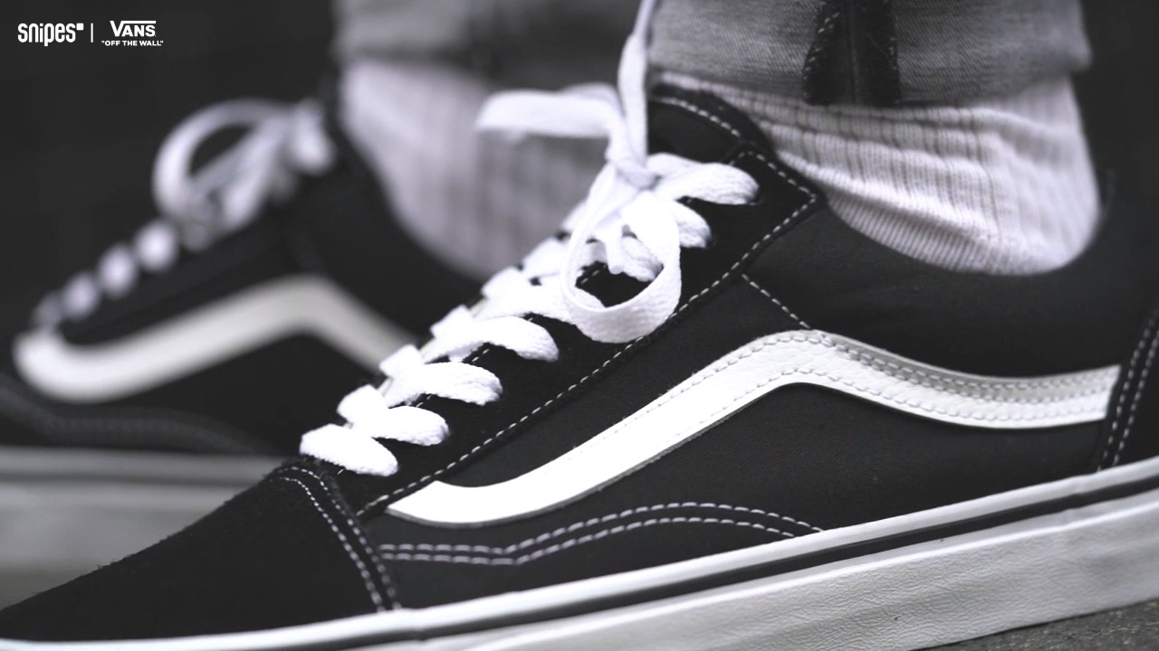 VANS Old Skool Sneaker black bei SNIPES bestellen!