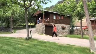 Dies de camping, emitido en TV3 - capítulo 5, campings de Lleida