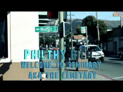 "Philthy Rich f/ Lil Blood & HD ""Oakland California"" music video"