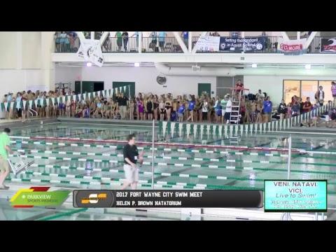 2017 Fort Wayne City Swim Meet