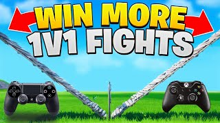 How To Win EVERY 1v1 Fight On Console Fortnite! (Fortnite Tips PS4 + Xbox)