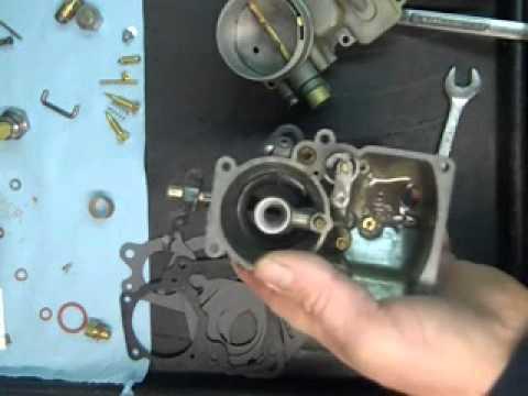 Zenith 28 Carburetor Assembly Part 2 - Mikes Carburetor