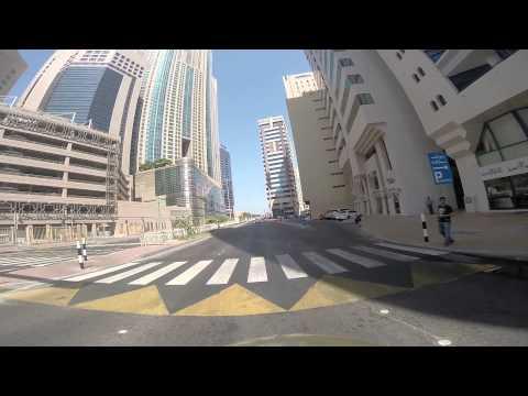 streets pf Abu Dhabi