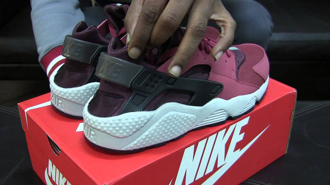Nike Huarache Red Lizard