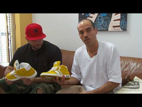"KixandtheCity.com: Bobbito ""Kool Bob Love"" Garcia on the Pro-Keds Bobbito Royal Flash Pack"