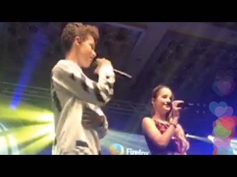 Annie LeBlanc & Hayden Summerall Perform 'Little Do You Know' At Playlist Live