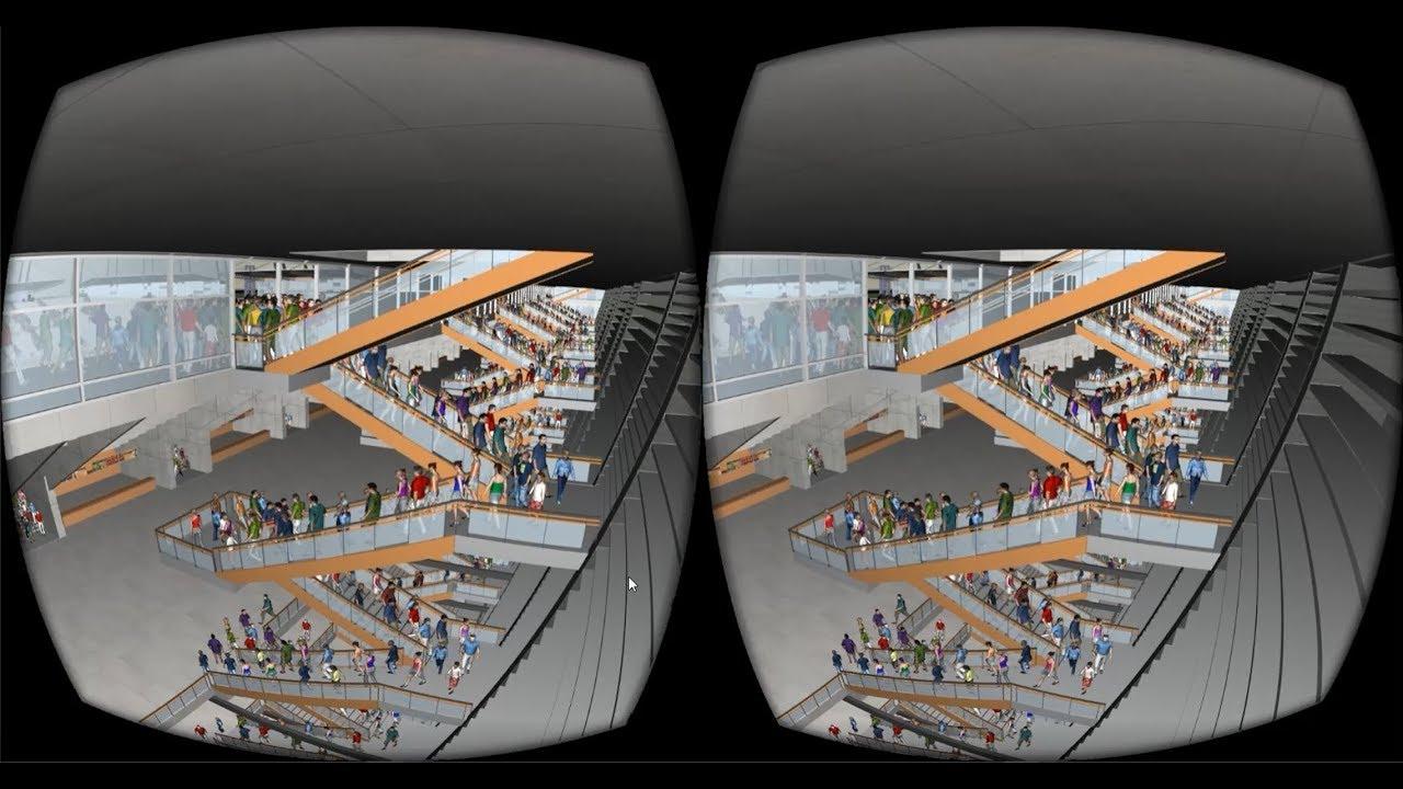 VR in Pathfinder and PyroSim | Thunderhead Engineering