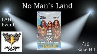 2019 WWE Women's Division Hobby Box - Base /10! LAHF Event!