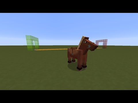 minecraft how to get a fast horse