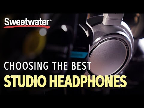Choosing The Best Studio Headphones On ANY Budget
