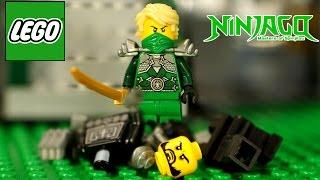 Лего Ниндзяго - Мультик - на русском языке. Lego Ninjago Stop Motion Animation