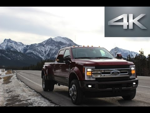 F 450 King Ranch >> 2017 Ford F450 King Ranch In-Depth Review - YouTube