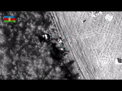 На Ходжавендском направлении подразделения ВС Армении бежали, неся большие потери