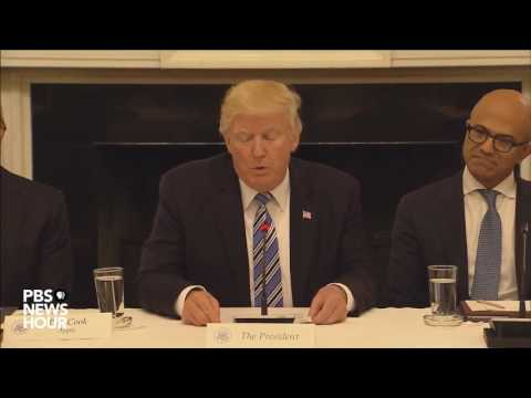 President Trump comments on passing of Otto Warmbier