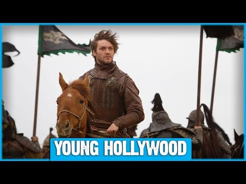 MARCO POLO's Lorenzo Richelmy on Yin & Yang, Romance, and Kung Fu!
