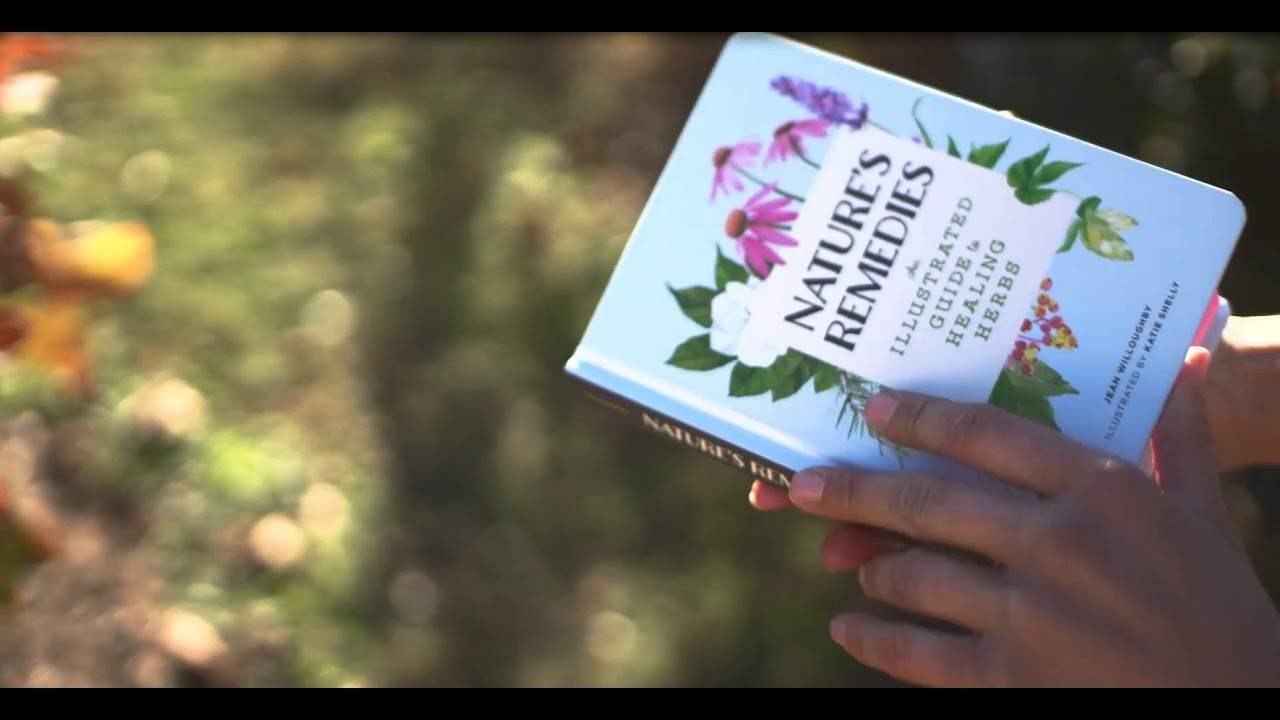 7a297642ebd78 Nature's Remedies: An Illustrated Guide to Healing Herbs - YouTube