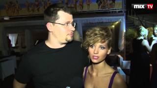 Download Гарик Харламов и Кристина Асмус.  Comedy club 2014 MIX TV Mp3 and Videos