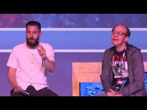 HUMAN VS ARTIFICIAL (Steve Fuller and Zoltan Istvan at Brain Bar Budapest)