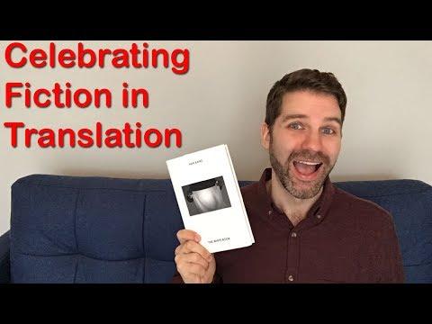 Man Booker International Longlist 2018 - Reaction!
