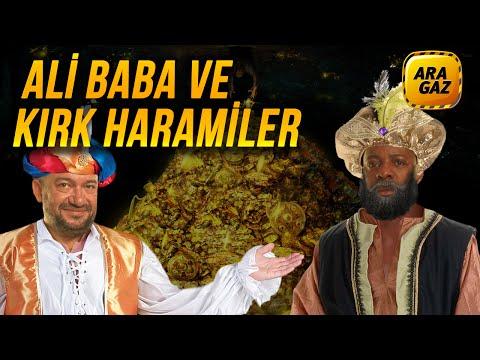 Ara Gaz Radyo Tiyatrosu: Ali Baba Ve Kırk Haramiler