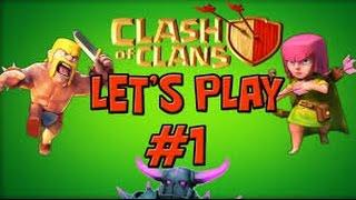 CLASH OF CLANS #1 Píš do komentu aké hry chceš