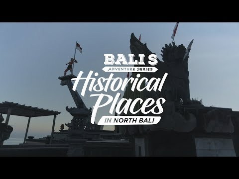 EXPLORING NORTH BALI PART 3 - 5 HISTORICAL PLACES #BaliGoLiv
