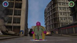 Lego Marvel's Avengers all Civil War  Movie Characters
