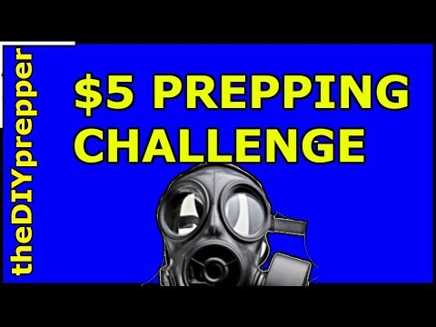 $5 Prepping CHALLENGE episode 8