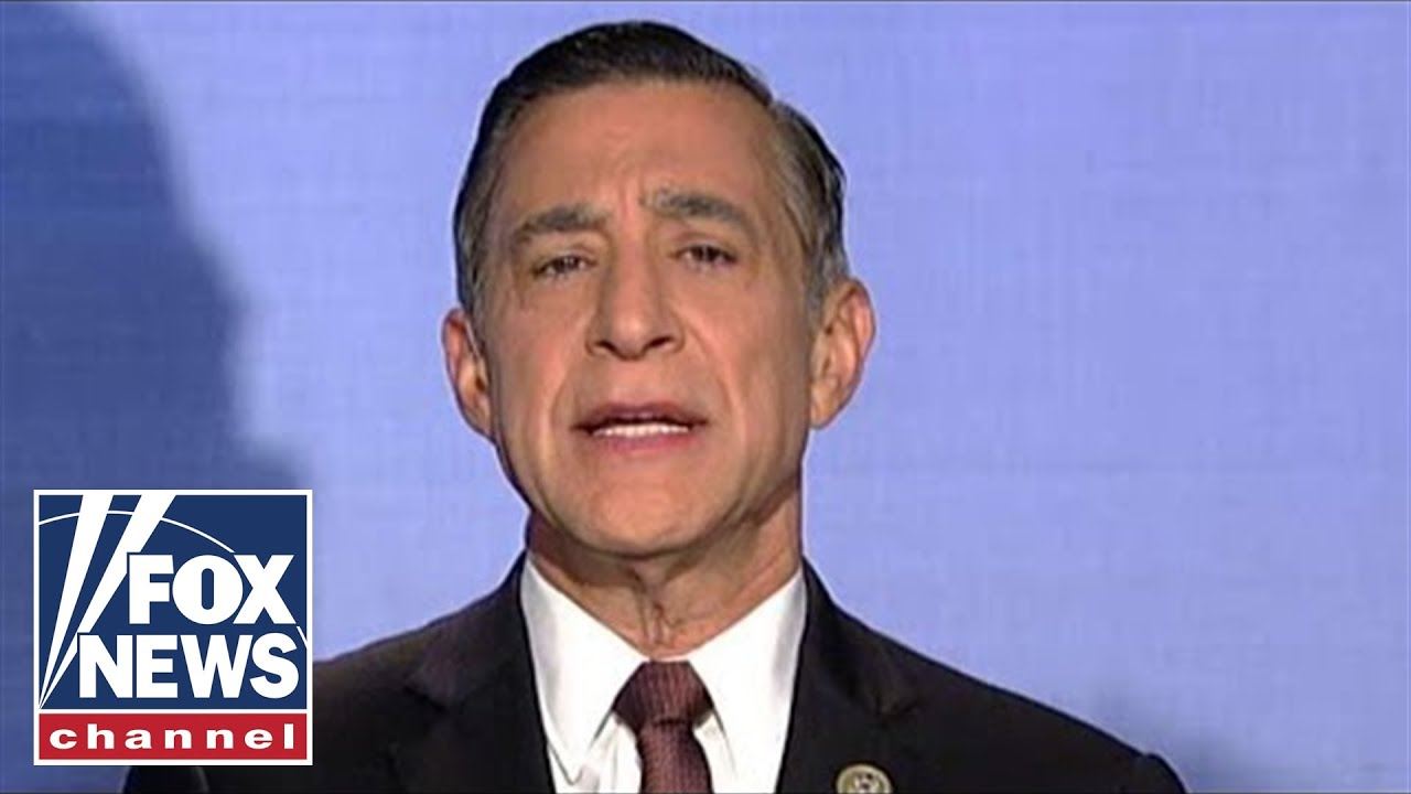 Rep. Issa says there is outcome bias at Google
