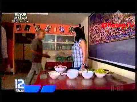 Pak Bondan & Chef Juna Makan Makan di Ambon Part 1