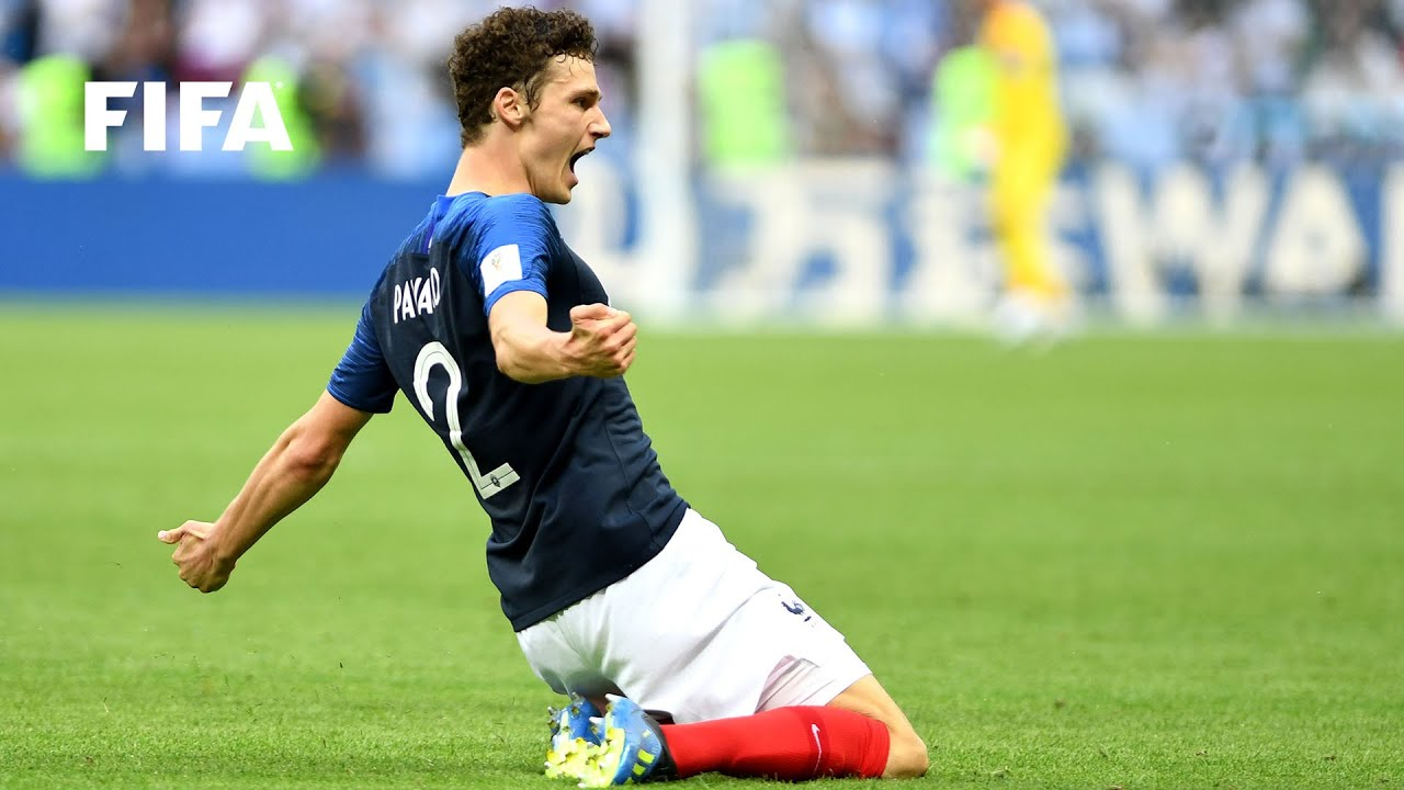 Download Benjamin Pavard goal vs Argentina   ALL THE ANGLES   2018 FIFA World Cup