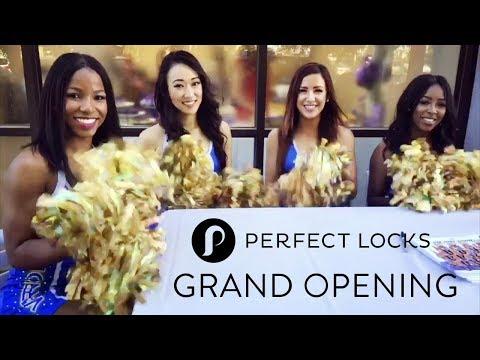 Perfect Locks Grand Opening in Walnut Creek, CA