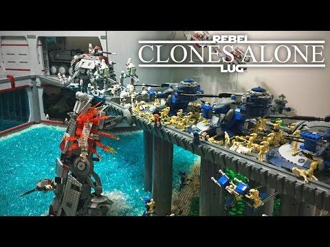 (HUGE) Clone Base On Tibrin (Final Clones Alone)