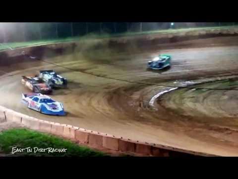 Late Model Feature @ Wartburg Speedway (6-24-17)