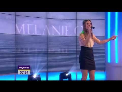 Melanie C - Weak Live Daybreak ITV1 10.10.2011 HD