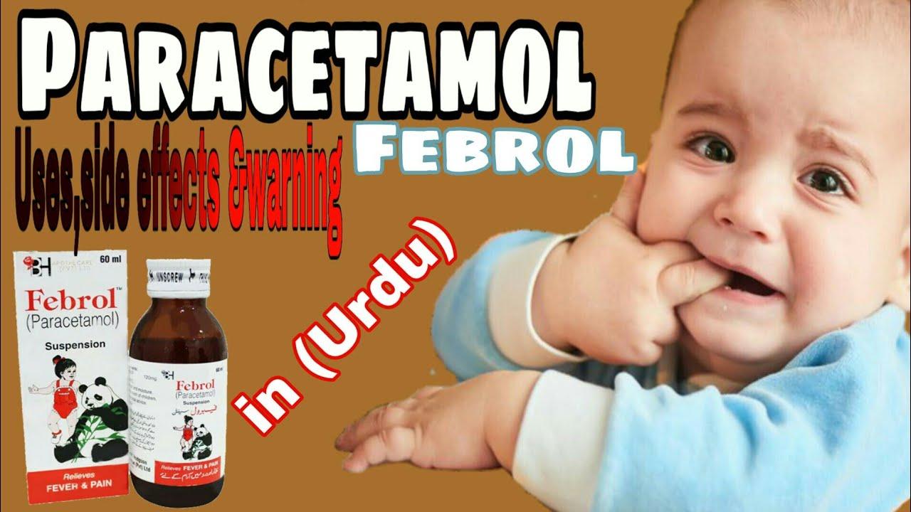 Paracetamol (Febrol plain, acetaminophen: 158815919
