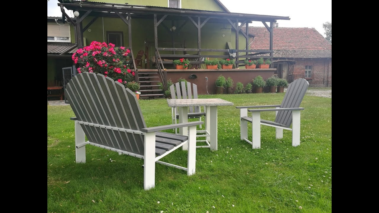 004 Diy Mbt How To Make A Garden Furniture Meble Ogrodowe