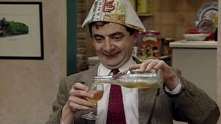 Mr Bean's Party! | Full Live Episodes | Classic Mr Bean