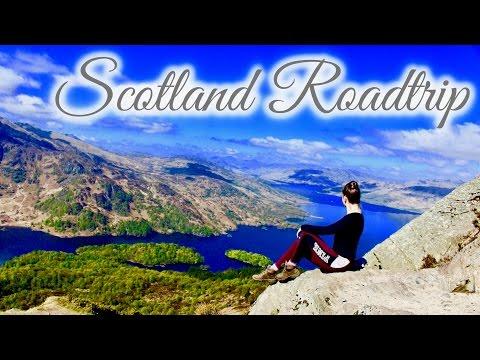 Scotland Caravan Road Trip: Scotland Travel Itinerary ⛰🏰🗺