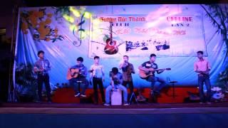 Cha - Offline lần 2 - CLB Guitar Núi Thành