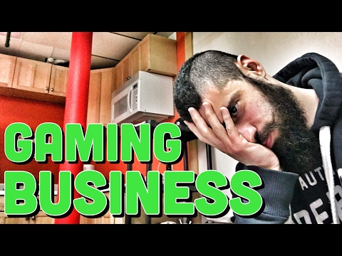 HOW TO START A GAMING BUSINESS (REACTION)