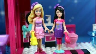 Domek Barbie - Mega Bloks