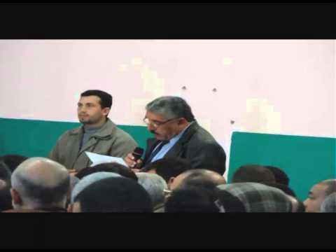 Réunion de wali d'El-Tarf avec la société civile à El-Kala