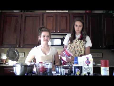 Spanish Project: La Cocina de Shelby y Chelsea
