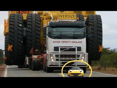 ये हैं दुनिआ के सबसे बड़े ट्रक जिन्हें देख कर आपका मुंह खुला रह जाएगा