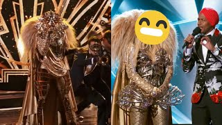 The Masked Singer  - The Lion Performances and Reveal 🦁