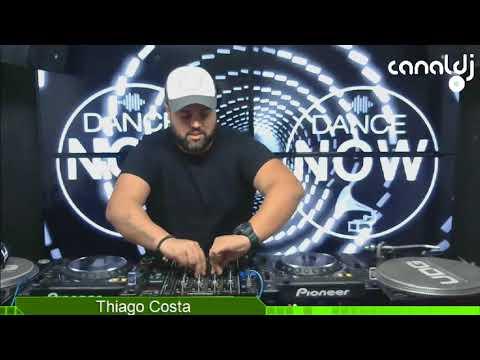 DJ Thiago Costa - Programa Dance Now - 05.05.2018